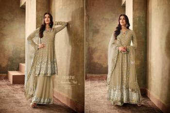 Maisha Maskeen Aafreen 6703 Colors Premium Quality Dress