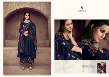 Sajawat Creation Sara Vol-1 NX 511-516 Series