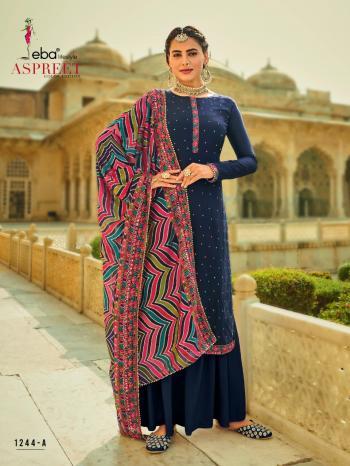 Eba Lifestyle Ashpreet 1244 Colors Edition