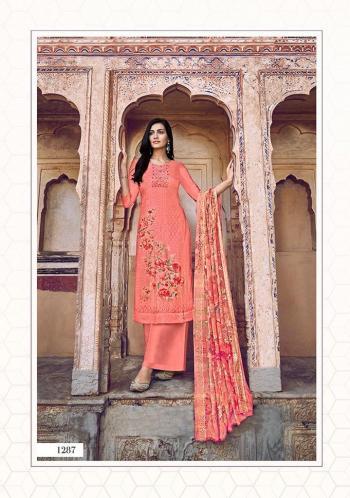 Glossy Sunheri 1287-1294 Series
