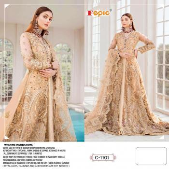 Fepic Rosemeen C-1101 Dress Material