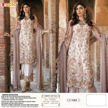 Fepic Rosemeen C-1084 Pakistani Suits