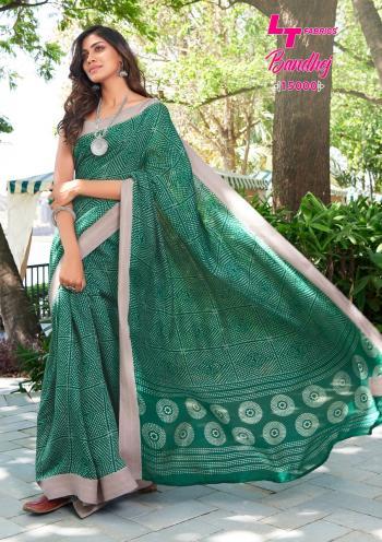 LT Fabrics Nitya Bandhej 15000-15009 Series