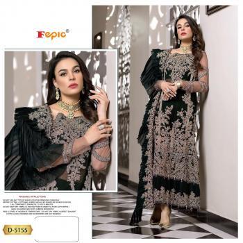 Fepic Rosemeen D-5155 Dress Material