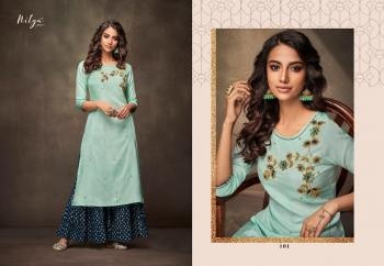 LT Fabrics Nitya Feyre 101-110 Series