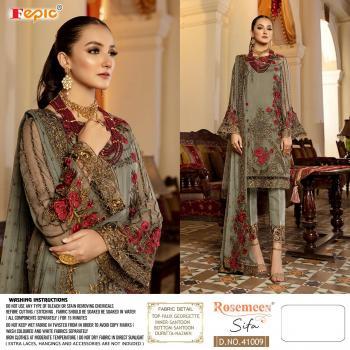 Fepic Rosemeen Sifa 41009-41012 Series