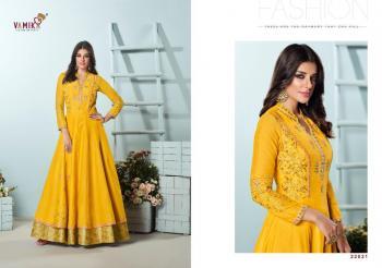 Arihant Designer Vamika Amorina Vol-5 22021-22025 Series