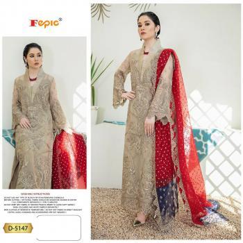 Fepic Rosemeen D-5147 Dress Material