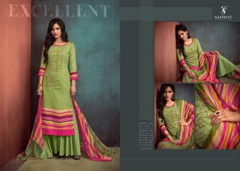 Sajawat Creation Noor 3101 3108 Series