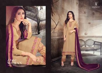 Sajawat Creation Silk Vol 1 1001 1007 Series