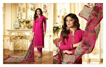 LT Fabrics Nitya Vol 116 1601 1611 Series