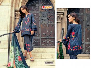 Fepic Rosemeen Crafted Lawn 17001 17006 Series