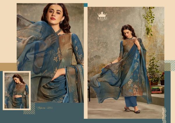 Kalki Fashion Bagaan 1001-1006 Series