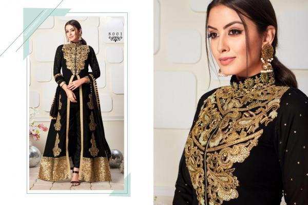 Senhora Dresses Naam Shabana Vol-8 8001-8004 Series