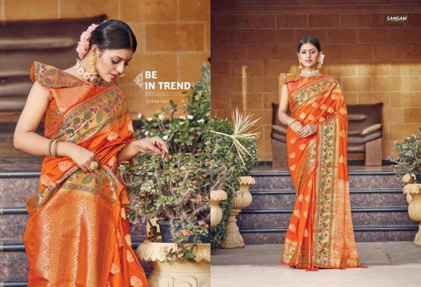 Sangam Prints Tanvika 1001-1006 Series