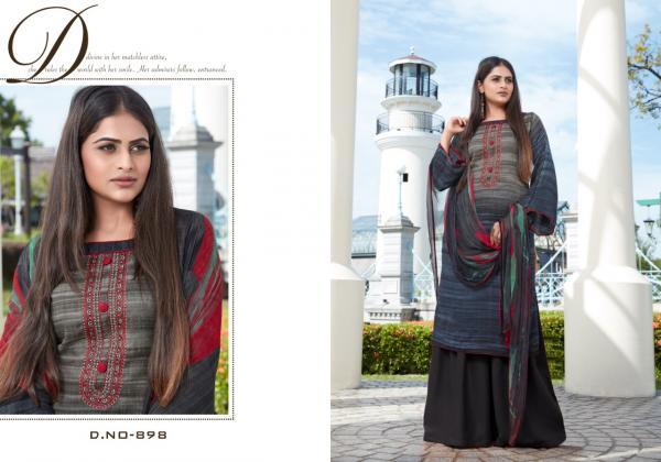 Bipson Prints Simran 898-905 Series