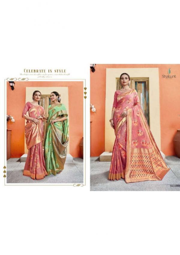 Shakunt Saree Asopalav 22681-22686 Series
