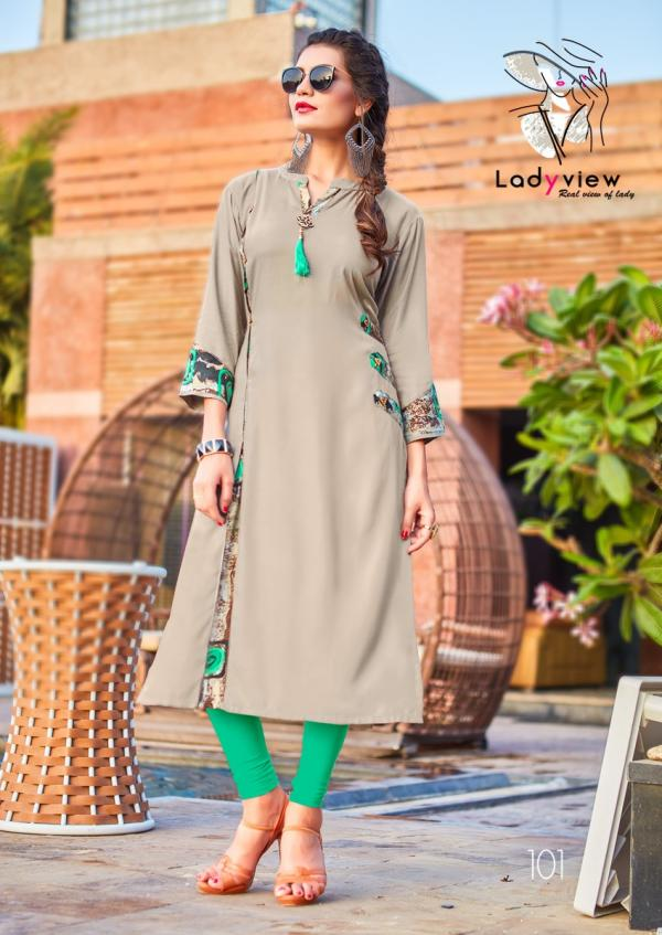 Ladyview Saisha 101 108 Series