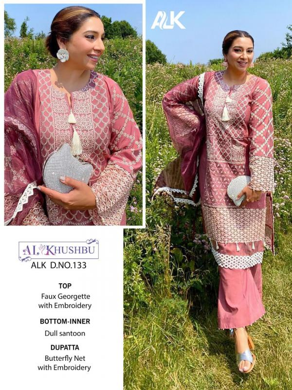 AL Khushbu 133 Design