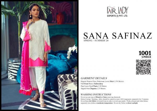 Sana Safinaz Fairlady 1001-1005 Series
