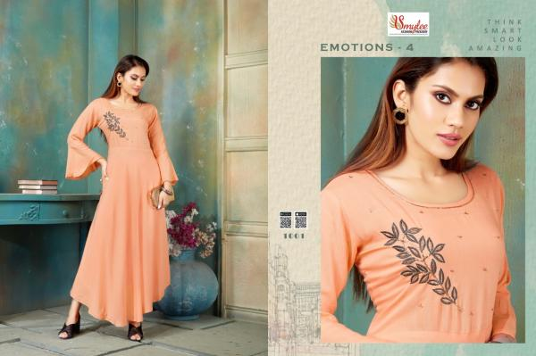 Smylee Fashion Emotions Vol-4 1001-1008 Series