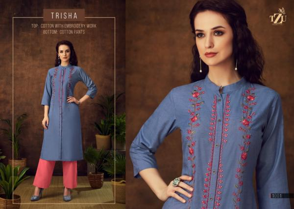 TZU Trisha 1001-1004 Series