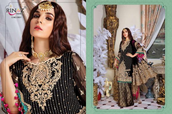 Rinaz Fashion Shenyl 2801-2806 Series