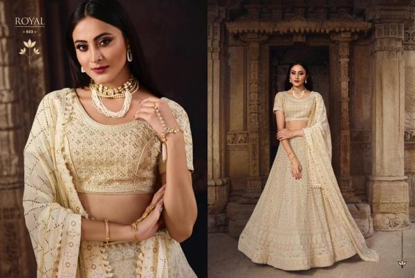 Royal Virasat Lehenga Vol-5 923-929 Series