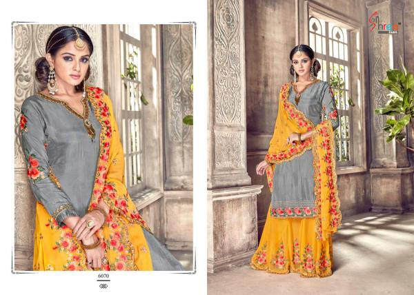 Shree Fab Shehnai Vol-14 Bridal Collection 6070-6074 Series