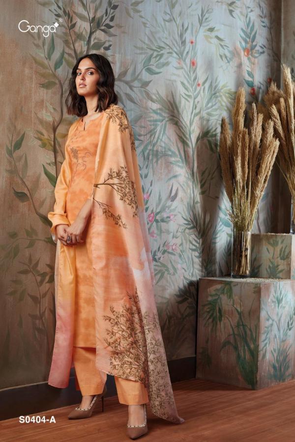 Ganga Rukh 404 Colors