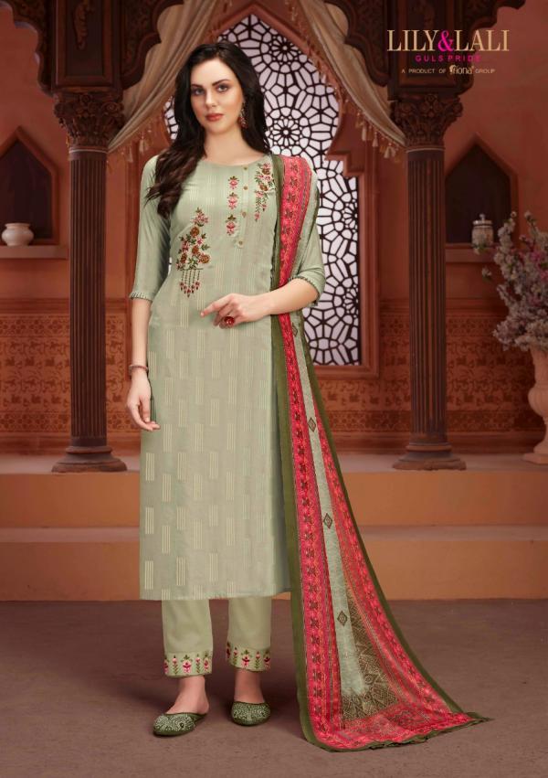 Lily & Lali Manyata 7011-7018 Series