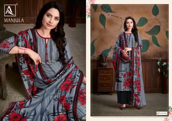 Alok Suits Manjula 337-001-337-008 Series