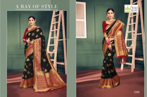 Style Instant Aanokhi Silk 1268-1273 Series
