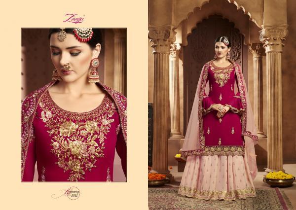 Fiona Zeeya Aaliya Vol-1 1011-1014 Series