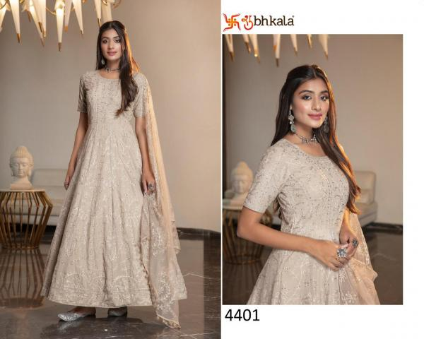 Khusboo Shubhkala Flory-9 4401-4404 Series