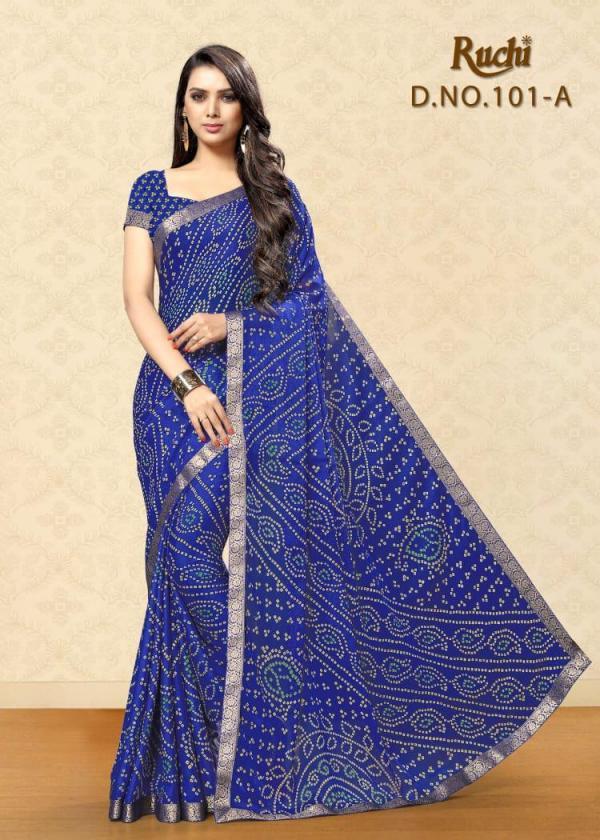 Ruchi Saree Jamkudi 101-106 Series