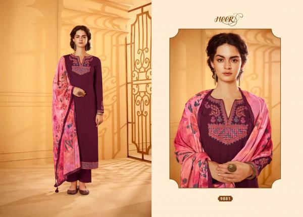 Kimora Fashion Velvet Heer Vol-59 9881-9888 Series
