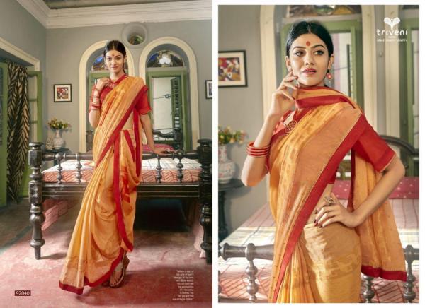 Triveni Saree Sutra 92040-92047 Series