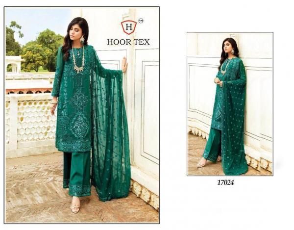 Hoor Tex 17024 Designer Salwar Kameez