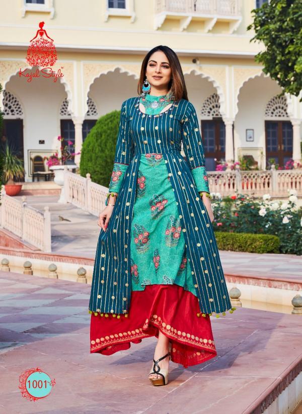 Kajal Style Mastani Vol-1 1001-1008 Series