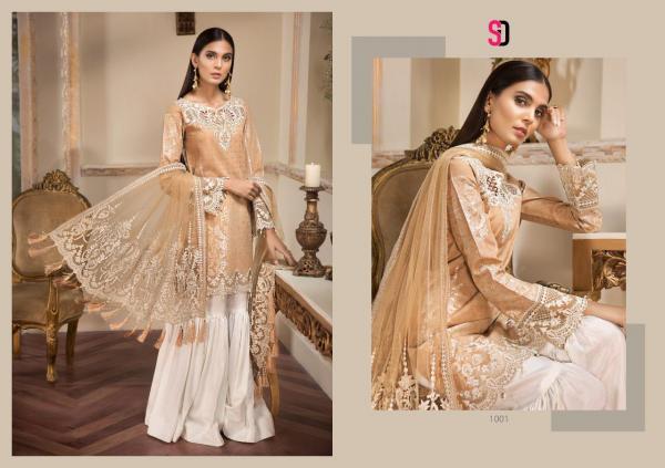 Shraddha Designer Anaya 1001-1006 Series