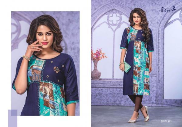 Hirwa Shriya 001-008 Series