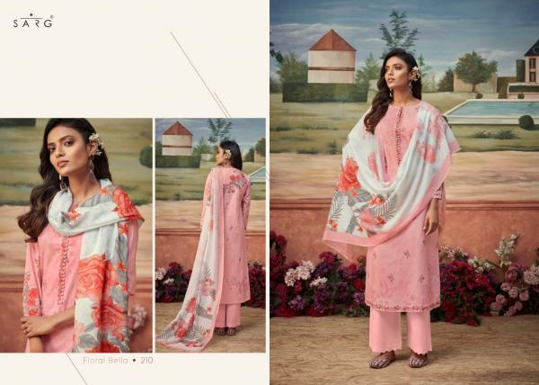 Sahiba Sarg Floral Bella 210-275 Series