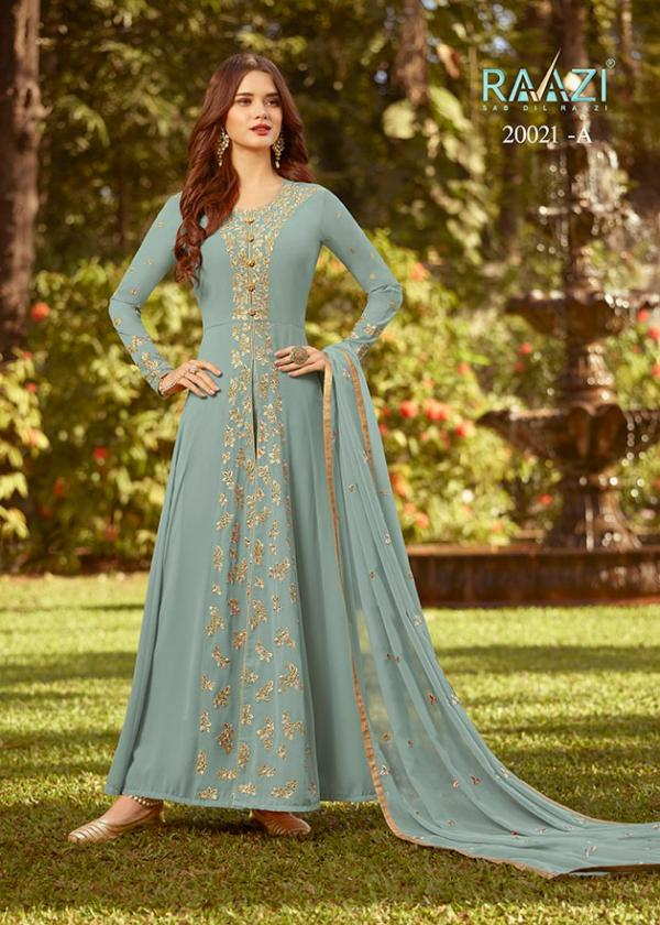Rama Fashions Raazi 20021 Colors