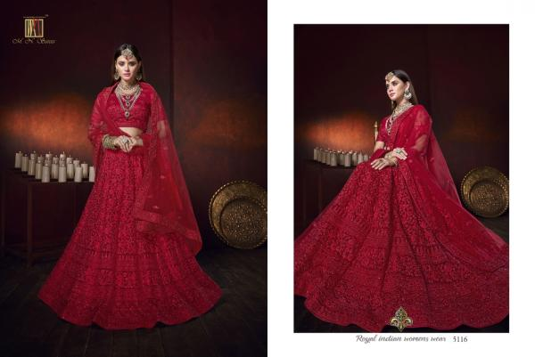 MN Lehenga Crystal Vol-3 5116-5118 Series