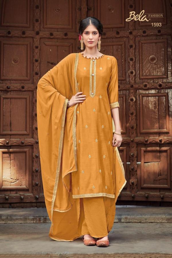 Bela Fashion Meraki 1593-1601 Series