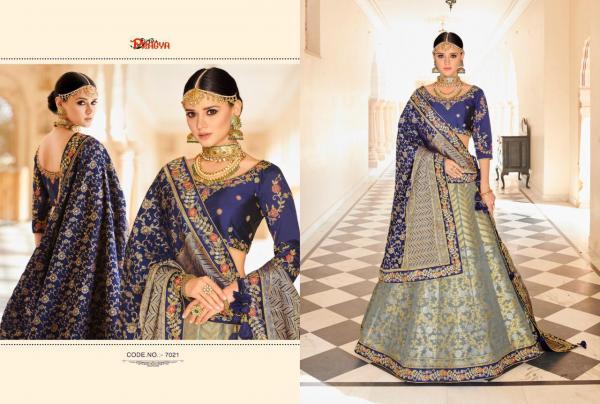 Pragya Lehenga 7021-7030 Series