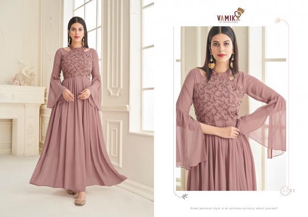 Vamika Fashion Vihana 3001-3006 Series
