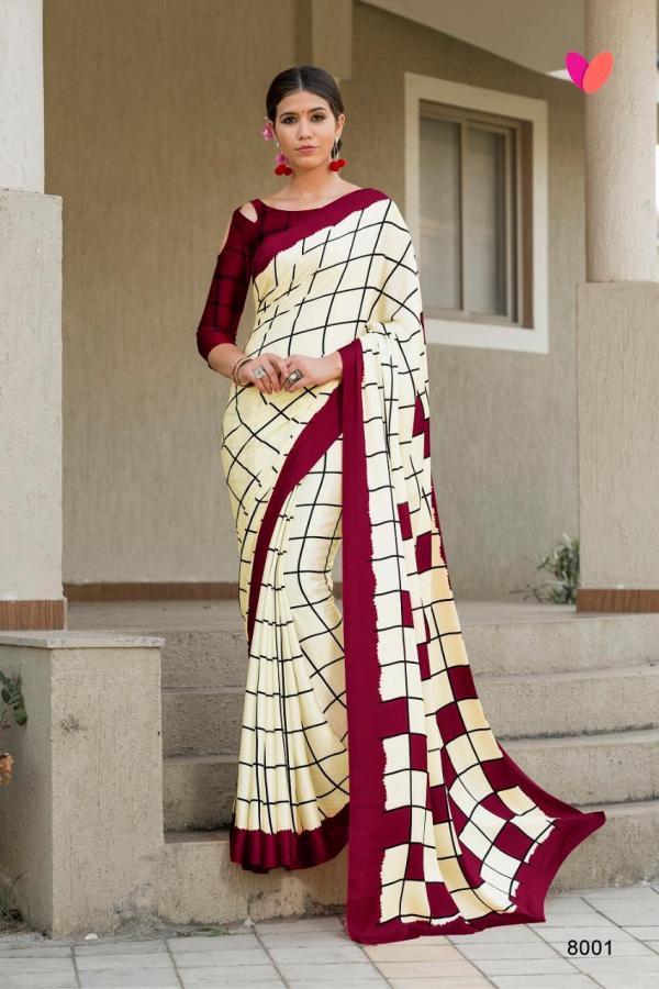 Varsiddhi Fashions Mintorsi 8001-8010 Series