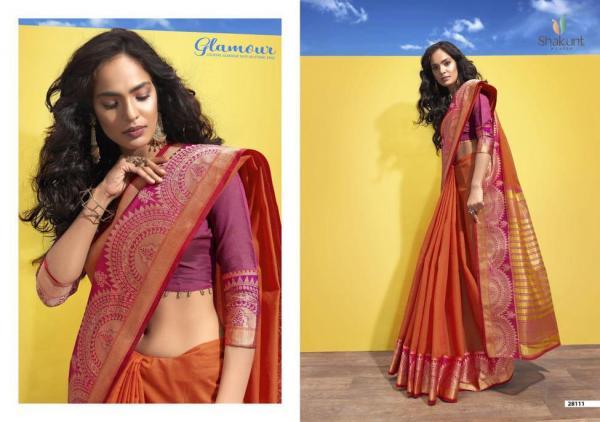 Shakunt Saree Shreyali 28111-28116 Series